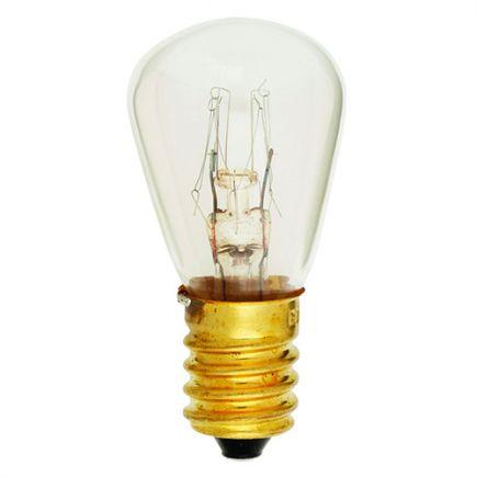Ecowatts - Lampe Veilleuse Incan. 10W E14 2750K 110 Dim.