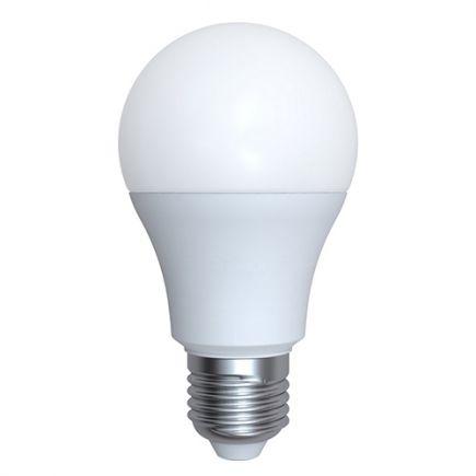 Ecowatts - Standard A60 LED 270° 6W E27 2700K 540Lm Opaline
