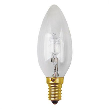 Flamme C35 Eco-Halo 19W E14 2750K 219Lm Dim. Cl.