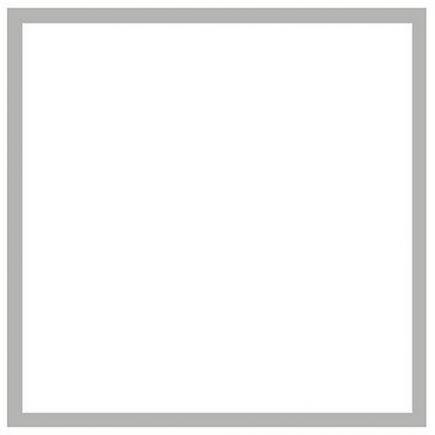 Kamet - EcoWatts - Dalle LED 600x600 36W 3000K 3200lm 120° blanc