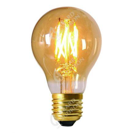 Standard A60 Filament LED 4W E27 2200K 300Lm Dim. Amb.