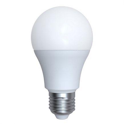Ecowatts - Standard A60 LED 270° 11W E27 2700K 1050Lm Opaline
