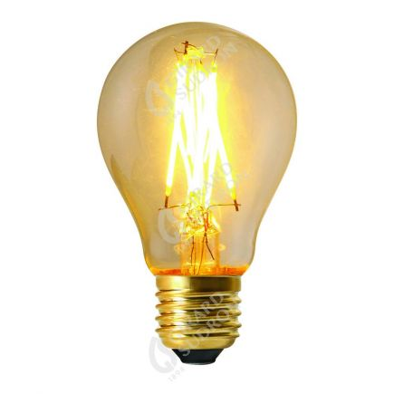 Standard A60 Filament LED 4W E27 2700K 400Lm Dim. Cl.