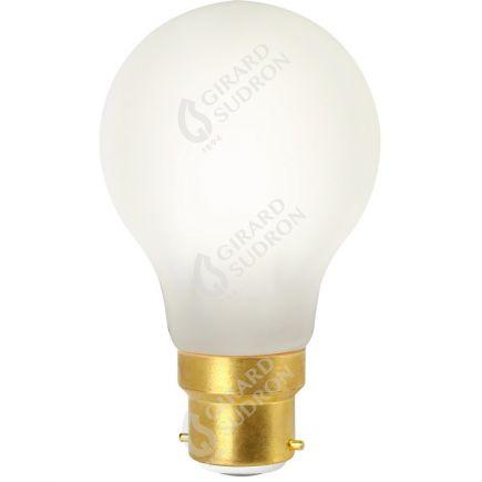 Standard A60 Filament LED 8W B22 2700K 780Lm Dim. Mat