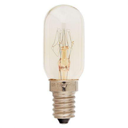 Lampe Tube Machine à Coudre Incan. 25W E14 2750K 130 Dim. Cl.