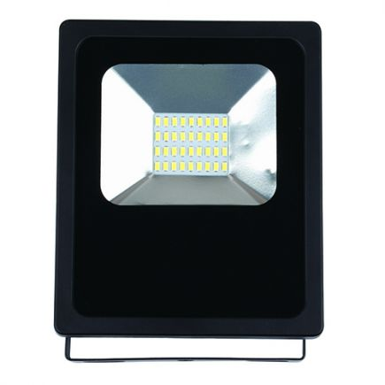 Isonoe - EcoWatts - Projecteur LED IP 65 143x48x182 20W 3000K 1600lm 120° noir
