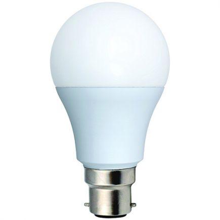 Ecowatts - Standard A60 LED 270° 9W B22 2700K 806Lm Opaline