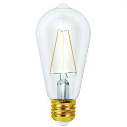 Ecowatts - Edison Filament LED 4W E27 2700K 400Lm Cl.