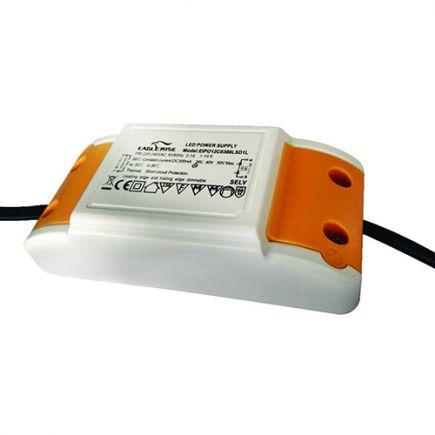 Convertisseur pour spot encastré LED 100x48x27 12W Triac Dim