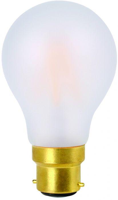 ECS - STANDARD FIL.LED 4W 240V B22 2700K SATIN