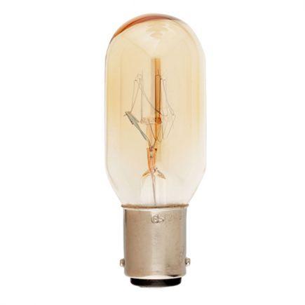 Lampe Tube Machine à Coudre Incan. 25W B15 2750K 130 Dim. Cl.