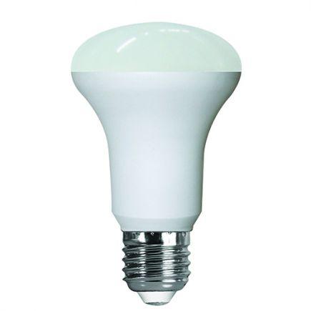 Spot R63 LED 8W E27 3000K 600Lm 120° Opaline