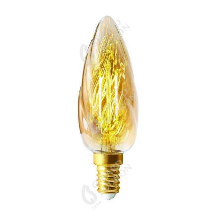 Flamme F6 Filament LED 2W E14 2700K 200Lm Amb.