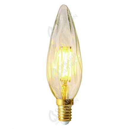 Flamme GS8 Filament LED 4W E14 2700K 320Lm Dim. Cl.