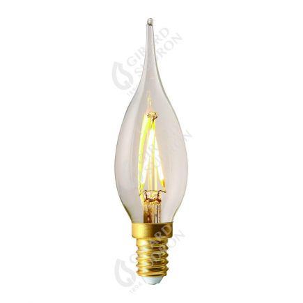 Flamme GS4 Filament LED 2W E14 2700K 220Lm Cl.
