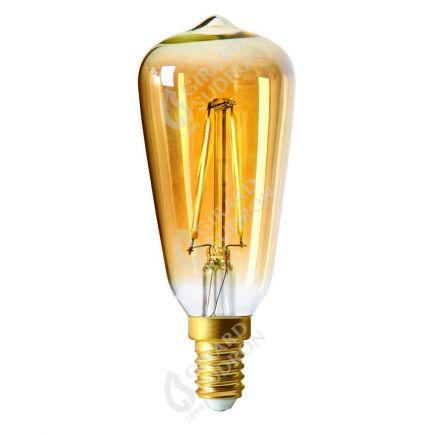 Edison Filament LED 1W E14 2500K 105Lm Amb.