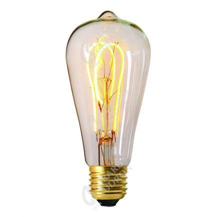 Edison Filament LED LOOPS 5W E27 2200K 300Lm Cl.