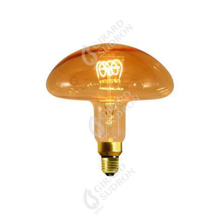 Mushroom M200 4 LOOPS 4W E27 2000K 200lm Dim. Ambre