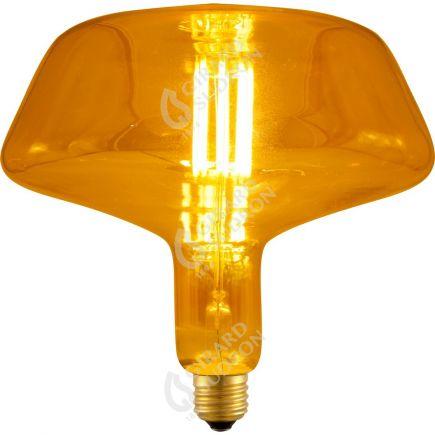 Lampe UFO200 Filament Led 6W E27 2000K 480lm Dim. Amb.