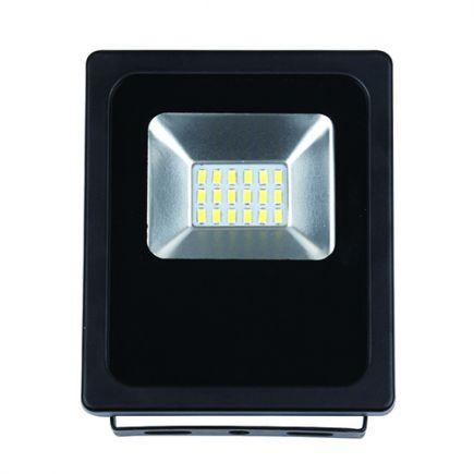 Isonoe - EcoWatts - Projecteur LED IP 65 115x41x138 10W 3000K 800lm 120° noir
