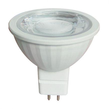 Spot LED 5W GU5.3 2700K 370Lm 36° Dim. Opaline