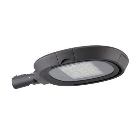 Bright - Eclairage public LED IP66 725x490x120 150W 3000K 16000lm 45-135° noir