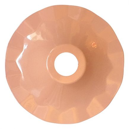 Metallic lampshade Ø 187 mm With fixing rubber ring