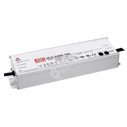 Driver AC/DC 320W Max. IP67 24V 13,3A Dimmable 3en1