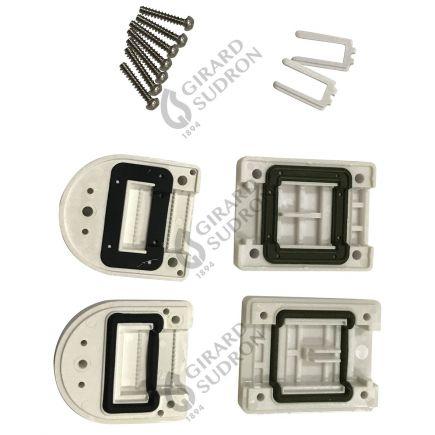 Connexions Début et Fin pour Himalia II - Ruban LED IP 44 220-240V