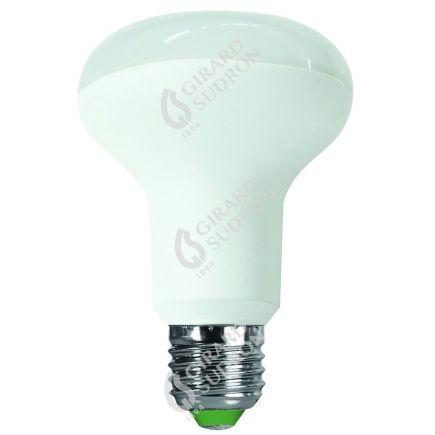 Spot R80 LED 10W E27 3000K 800Lm 120° Opaline