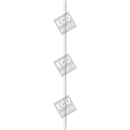 EcoWatts - Tube LED T8 G13 60cm 10W 4000K 900Lm
