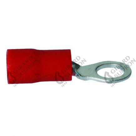 Cosses à sertir pré-isolées rouge