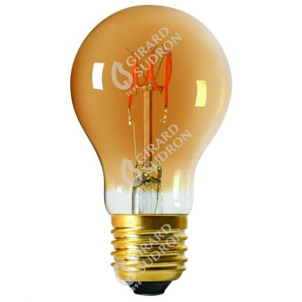 Standard A60 Filament LED LOOPS 3W E27 2000K 150Lm Amb