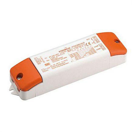 Convertisseur LED et halog. 12V-1A 50-70W blanc