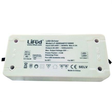 Convertisseur pour spot encastré LED 140x65x30 50W Triac Dim