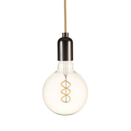 Globe G125 Filament LED TWSITED 5W E27 2200K 300Lm Cl.