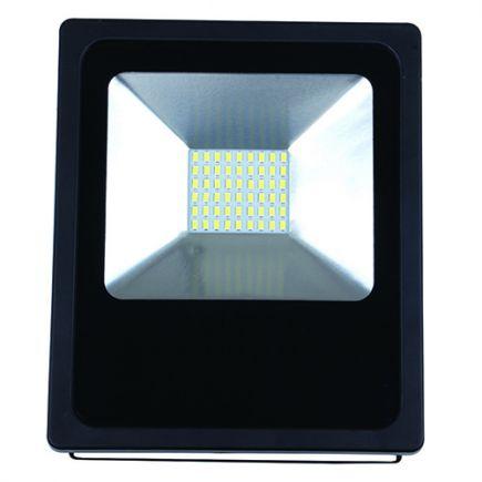 Isonoe - EcoWatts - Projecteur LED IP 65 223x183x55 30W 3000K 2400lm 120° noir