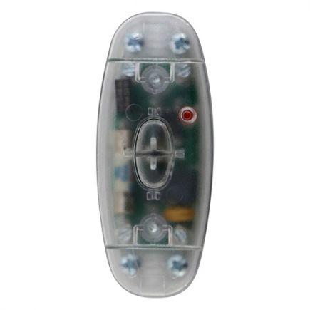 Variateur à main LED 1-20W transparent