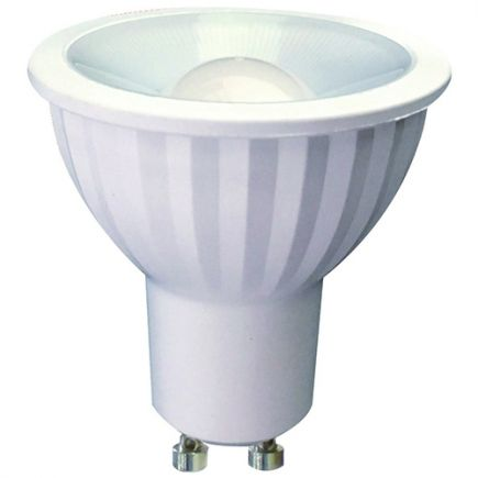 Ecowatts - Spot LED 7W GU10 4000K 600Lm 100° Cl.