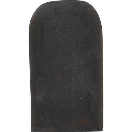 Douille E27 ø52mm H.82mm béton noir