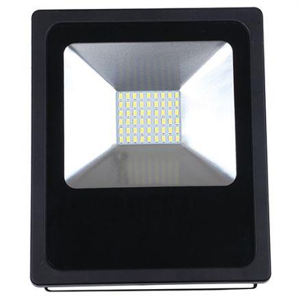 Isonoe - EcoWatts - Projecteur LED IP 65 180x58x240 50W 3000K 4000lm 120° noir