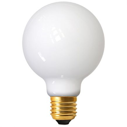 Globe G80 Filament LED 7W 2700K 806Lm Opaline