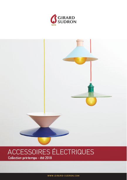 catalogue accessoires électriques 2018
